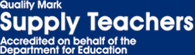 Supply Teachers - Accredited on behalf of the Department of Education